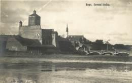 Estonie - Narva - Hermani Kindlus - Old Postcard - Estonie