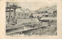 Martinique - Saint Pierre - Usine De Rhum Et De Sucre - Sucrerie - Martinique