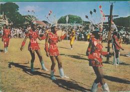 Antilles - Escale à Antigua - Scène De Carnaval - Antigua & Barbuda