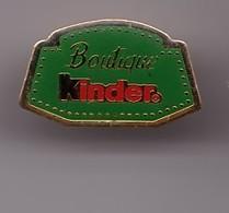 Pin's   Boutique Kinder Chocolat Ref 1431 - Levensmiddelen
