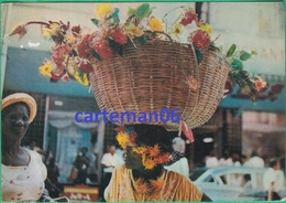 Trinidad - Escale à Trinidad - Manchande De Fleurs - Trinidad