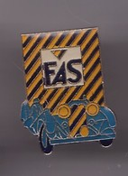 Pin's   FAS Automobile Réf 1482 - Badges