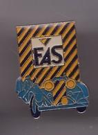 Pin's   FAS Automobile Réf 1482 - Pins