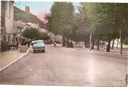 Promenade Farconnet Et Route De Lyon - Tournon
