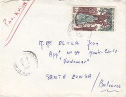 N° 1539 Seul Sur Lettre Pour Les Baléares ,1968 - 1961-....