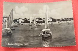 Grado Gorizia Spiaggia E Ville 1955 - Italy
