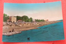 Lignano Sabbiadoro Udine La Spiaggia 1964 - Italy