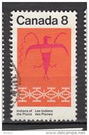 Canada, Indiens D'amérique, Amérindiens, Indiens Des Plaines, Oiseau, Bird,  Amerindians, Textile - Textile