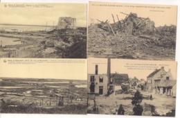 10 PK RAMSCAPELLE-NIEUWPOORT-NIEUPORT- OORLOG 1914-1918-LA GUERRE 1914-1918 - Guerre 1914-18