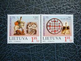 Museum Kretinga # Lietuva Litauen Lituanie Litouwen Lithuania # 2010 MNH #Mi. 1042/3 - Litouwen