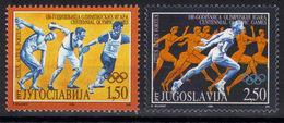 Yugoslavia,100 Years Of MOG 1996.,MNH - 1992-2003 République Fédérale De Yougoslavie