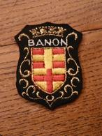 Ecusson à Coudre De Banon (04) - Patches