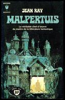 "Marabout N° 142 - "" MALPERTUIS "" Par Jean RAY - 1962. - Fantastici"