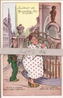 Manneken-Pis N° 24 - Humour
