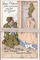 Manneken-Pis N° 34 - Humour