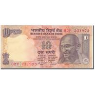 Billet, Inde, 10 Rupees, KM:89d, TTB+ - Inde