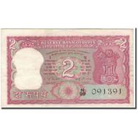 Billet, Inde, 2 Rupees, KM:53d, TTB - Inde