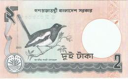 BANGLADESH -  2 TAKA - NEUF - Bangladesh