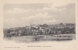 Oradour Sur Glane   Vue Generale Du Village  Avec Gardiens De Vache   Avant 1930 - Oradour Sur Glane