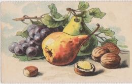 Bn - Cpa Illustrée (dans Le Style De Klein) - Fruits - 1900-1949