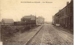WAVRECHAIN SUR DENAIN - Rue Hisbergue - France