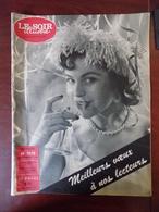 """Le Soir Illustré"""" N° 1175 Sophia Loren  - Elisabeth D'Autriche - Bing Crosby - Le Chah Et Soraya... - - Informations Générales"""