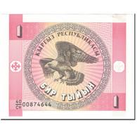 Billet, KYRGYZSTAN, 1 Tyiyn, 1993, 1993, KM:1, SPL+ - Kirghizistan