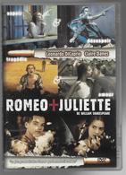 Roméo + Juliette Dvd   Leonardo DiCaprio - Drame