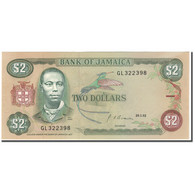 Billet, Jamaica, 2 Dollars, 1992-05-29, KM:69d, NEUF - Jamaique