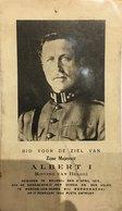 Doodsprentje / Image Mortuaire - Koning / Roi Albert I (Elisabeth) - Brussel, 1875 - Marche-les-Dames, 1934 - Religion & Esotérisme