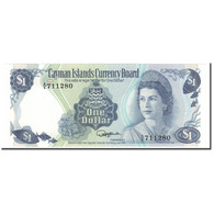 Billet, Îles Caïmans, 1 Dollar, KM:5e, NEUF - Kaimaninseln