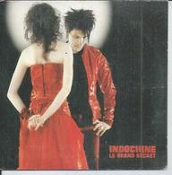 """CD   INDOCHINE  """" LE GRAND SECRET """" - 4 TITRES - Autres - Musique Française"""