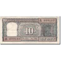 Billet, Inde, 10 Rupees, KM:60k, TB - Inde