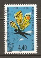 1998 - Centenaire Ligue Des Droits De L'Homme - N°3149 Càd 1999 - Gebraucht