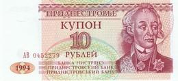 MOLDAVIE - 10 Leu - NEUF - Moldavie