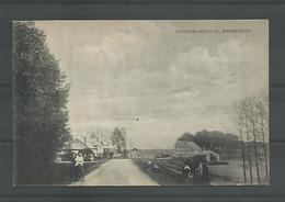 Oude Briefkaart. Babberich Douanenkantoor - Pays-Bas