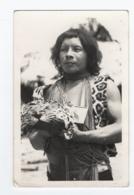 AJ62 CPSM Ethnique  (carte Photo) Indien De Guyane Chasseur - Guyane