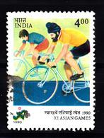 India 1990 Mi Nr 1268, Fiets, Bike - India