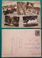Cartolina Genzano Di Roma - Vedutine. Viaggiata - Italie