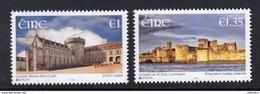 IRELAND EIRE 2017 EUROPA CASTLES - 1949-... República Irlandése