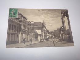 Le Locle.Rue Des Envers.Animée. - NE Neuchâtel