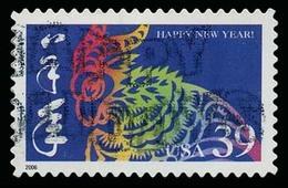 Etats-Unis / United States (Scott No.3997h - Zodiaque Chinois / Chinese Zodiac) (o) - Verenigde Staten