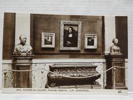 Musée Du Louvre. Grande Galerie. La Joconde - Musées