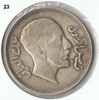 Iraq , Irak 1 Riyal 200 Fils Münze Coin 1932 König Faisal I / 23 - Irak