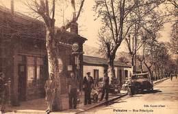 CPA - Algerie, PALESTRO, Rue Principale - Station D'essence / Pompe à Pétrole - Algeria
