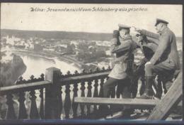 Allemagne  -  Russisch Polen  :  Feldpost Wilna  KDF  166 - Bezetting 1914-18