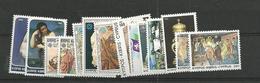 1982 MNH Cyprus, Year Collection, Postfris ** - Zypern (Republik)