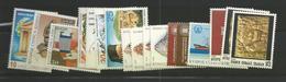 1993 MNH Cyprus, Year Collection, Postfris ** - Zypern (Republik)