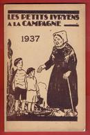 IVRY SUR SEINE 1937 LES PETITS IVRYENS A LA CAMPAGNE COLONIE SCOLAIRE DE VACANCES EN MARAIS POITEVIN VENDEE CHARENTE - Ile-de-France