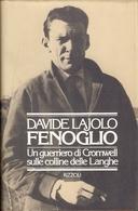 DAVIDE LAJOLO - FENOGLIO: UN GUERRIERO DI CROMWELL SULLE COLLINE DELLE LANGHE - Bibliographien